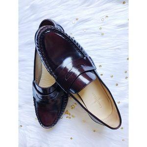 Cole Haan Women's Monroe Penny Cordovan Shoes